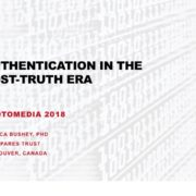Title of presentation at PhotoMedia2018